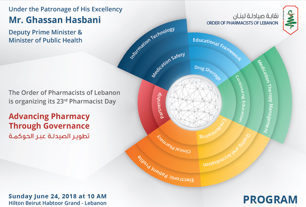 The 23rd Pharmacist Day 2018